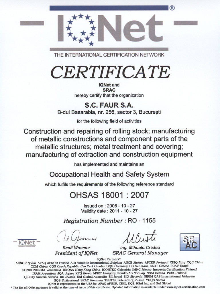 IQNet_OHSAS_18001-2007